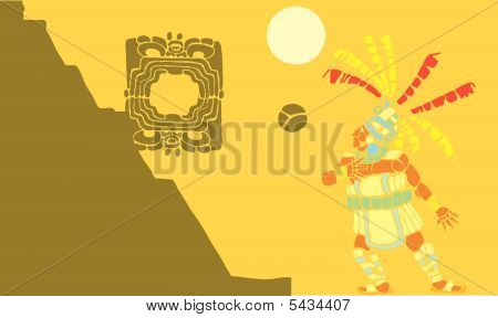 Mayan Ballgame #1