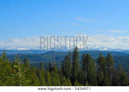 Sierra Nevada Crystal Range