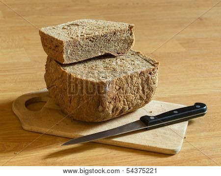 Bread And Knife