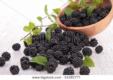 balckberries