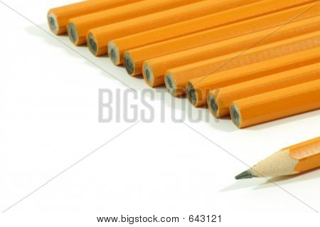 School Supplies, Pencils 3