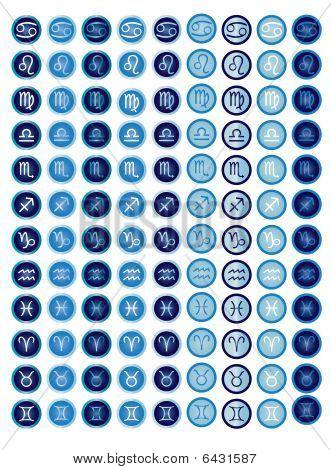 Zodiak icons