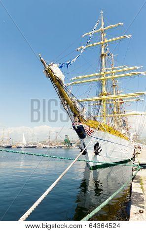 International Regatta BLACK SEA TALL SHIPS  Varna, Bulgaria