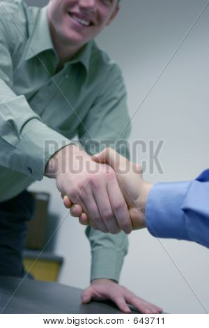 Business Handshake 5