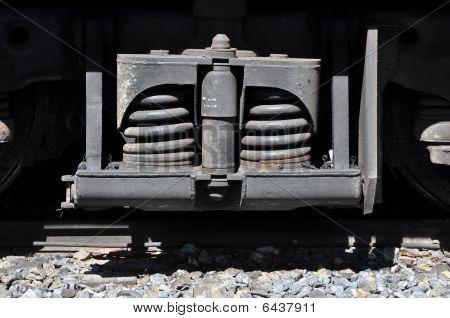 Train Spring Outdoor