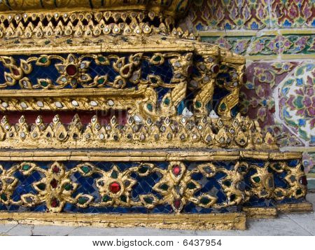 Details Of The King Palace Thailand