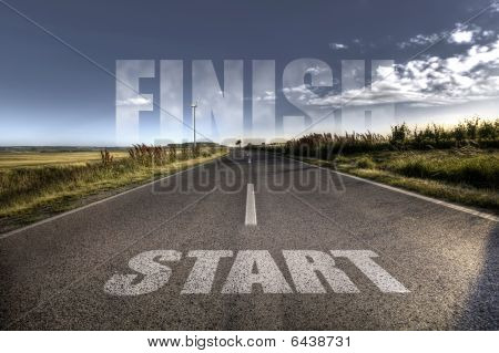 Start - Finisch Concept