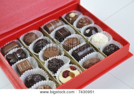 Chocolate And Praline