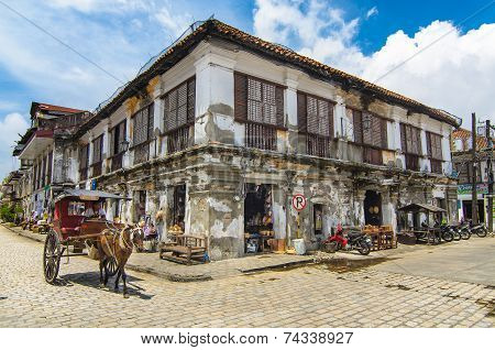 The City of Vigan
