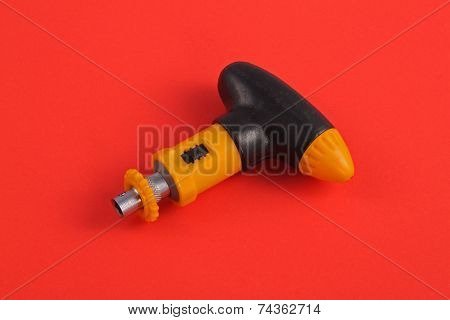 Screw Driver Bit Holder.