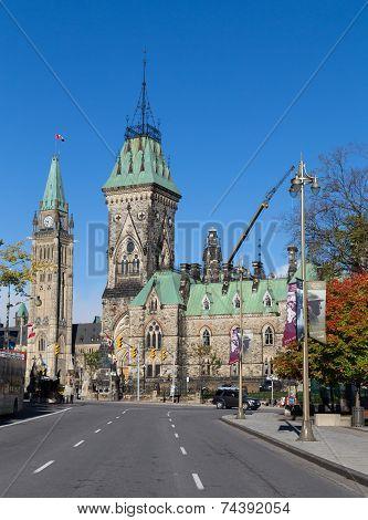 Parliament Hill From Elgin Street