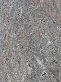 dark gray with pink striped patterned large granite stone poster