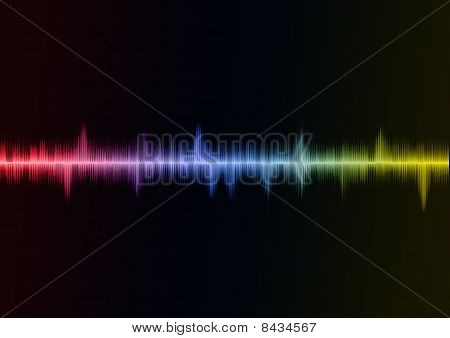 Rainbow sound save