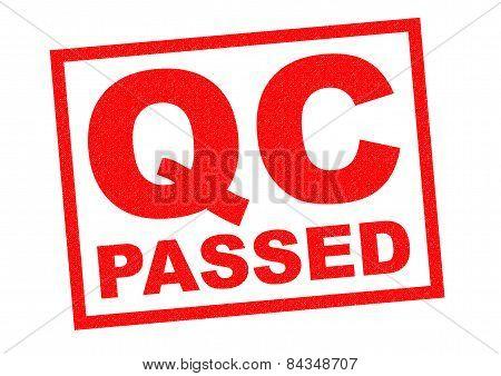 Qc Passed
