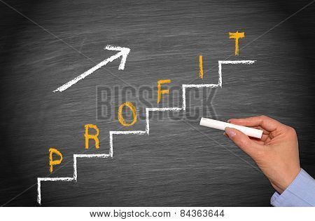 Profit - Business Concept