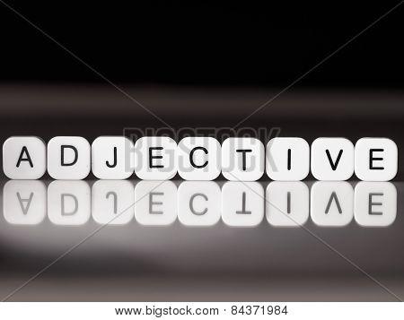Adjective Concept