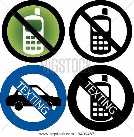 Ninguna señal de teléfono celular