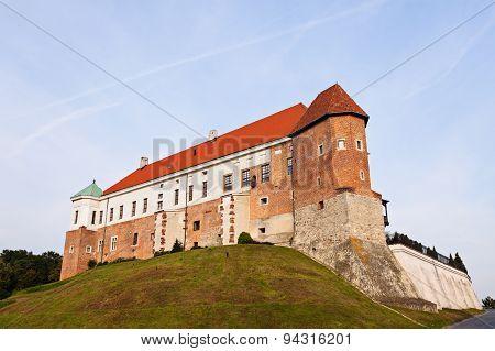 Sandomierz Royal Castle