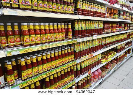 Campbells Kimball Chili Sauce