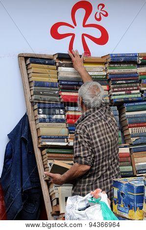 Second-hand Bookseller
