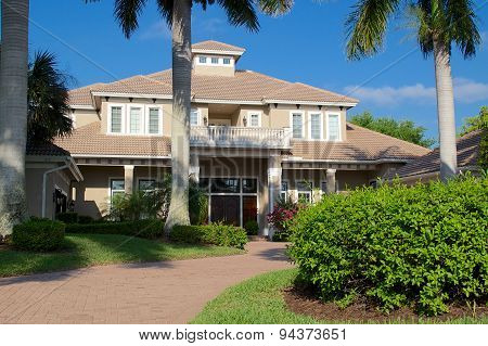 Typical South Florida Home