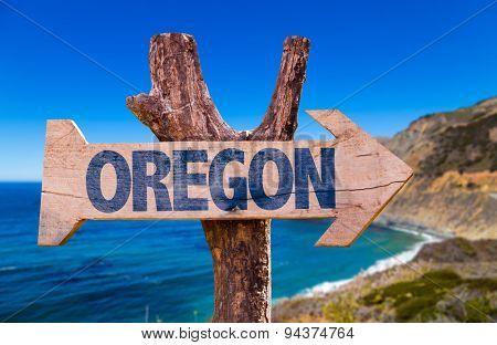 Oregon Coastal Cliffs at Cape Meares