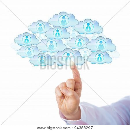 Index Finger Sourcing Workforce In The Cloud
