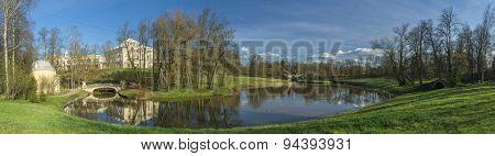 Spring Park Panorama