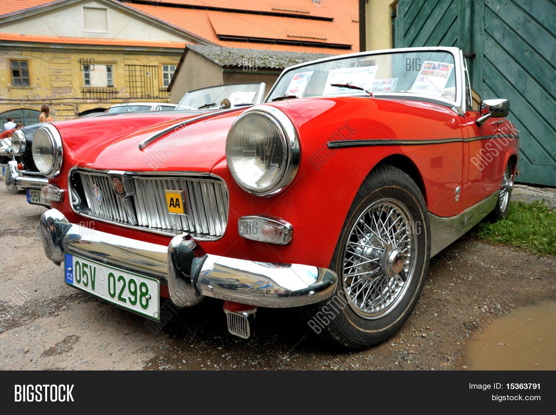 Good idea. 1960s midget car photo are