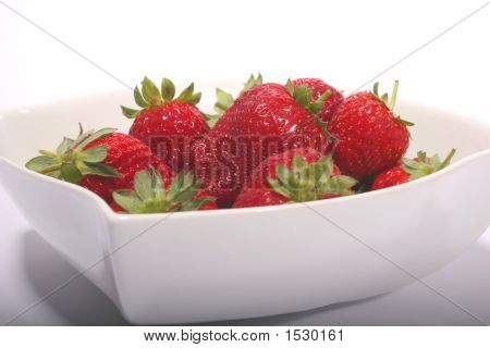 Strawberry Bowl #4