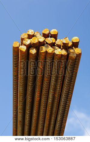 Pack reinforcing steel industries theme material pack.