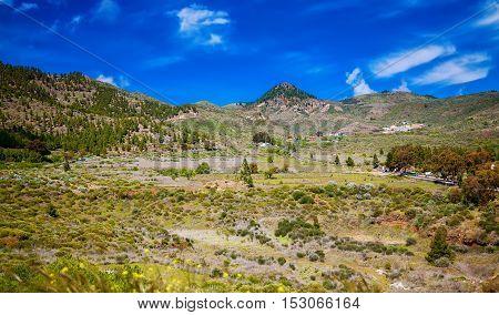 View Of Valle De Arriba