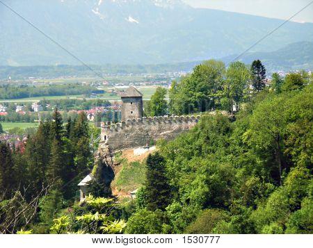 View Taken From Castle Ineurope