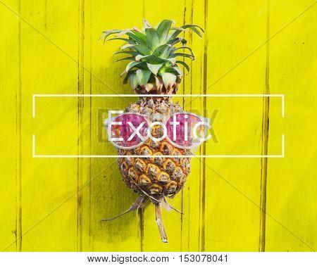 Exotic Innovation New Recent Creativity Modern Concept