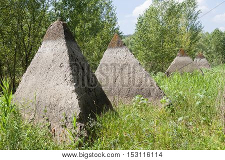 Volga Construction Pyramids