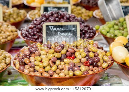 Provencal Mix Of Olives (
