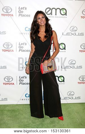 LOS ANGELES - OCT 22:  Brittany Furlan at the 26th Annual Environmental Media Awards at Warner Brothers Studio on October 22, 2016 in Burbank, CA