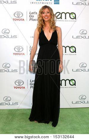 LOS ANGELES - OCT 22:  Paten Hughes at the 26th Annual Environmental Media Awards at Warner Brothers Studio on October 22, 2016 in Burbank, CA