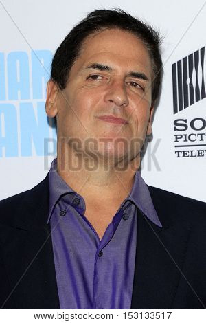 LOS ANGELES - SEP 23:  Mark Cuban at the