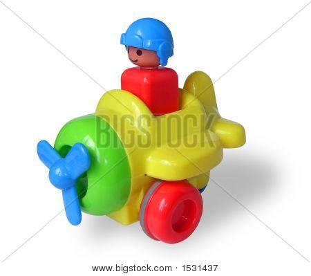 Children'S Toy Airplane