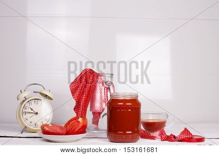 Tomatoes And Tomato Juice
