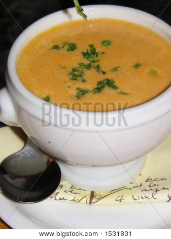 Lobsterbisque