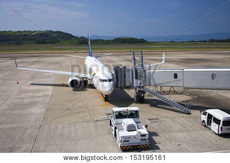 All Nippon Airways (ana) Airplane