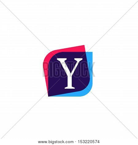 T letter sign company symbol vector design