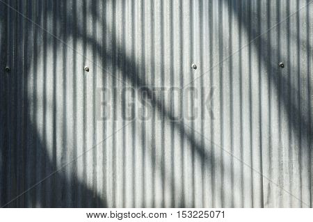 Silver Metal galvanized steel at texture background