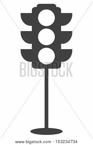 Traffic light light road isolated electric regulation lamp