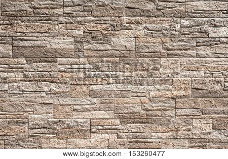 Brick wall texture for background. Closeup photo