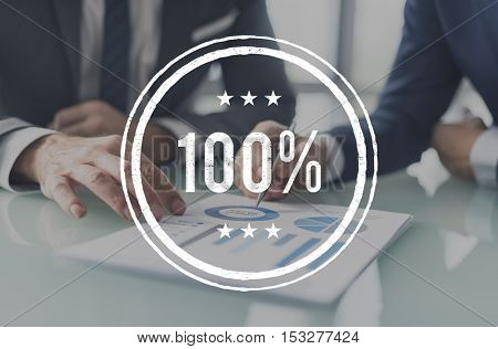Finest Best Percent Fulfillment Certificate Better Concept