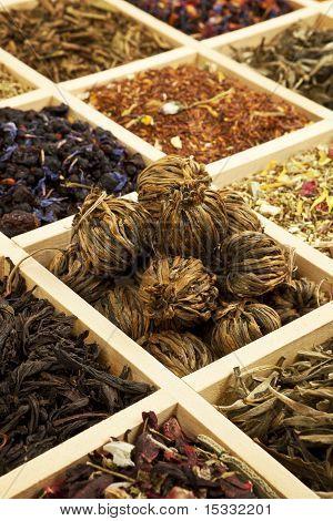 Tea Variation.