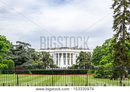 White House In Dc